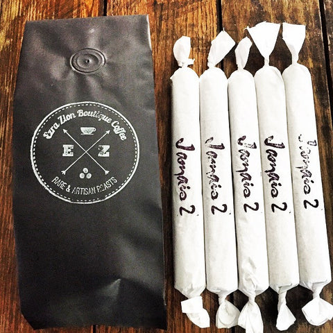 Jamais 2 Cigar & Coffee Sampler