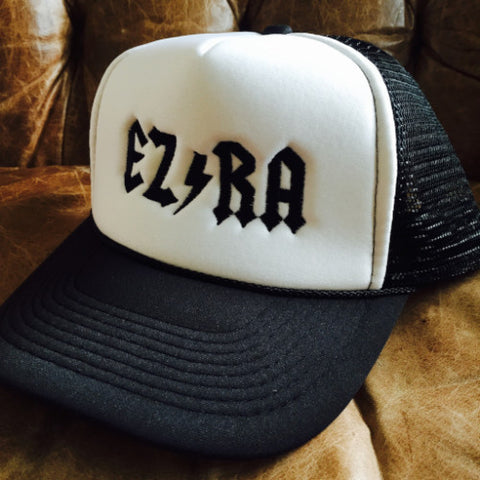 "Ezra Zion ""Rock On"" Foam Trucker"
