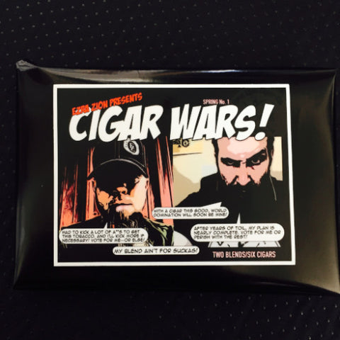 CIGAR WARS! Spring No. 1