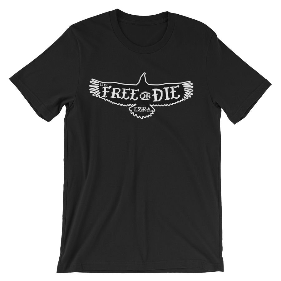 Live Free or Die Custom T-Shirt