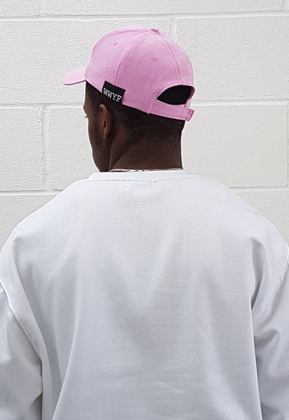 Dad Cap Regular Pink