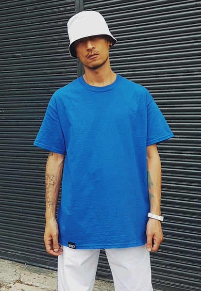 Compton T-shirt Royal Blue