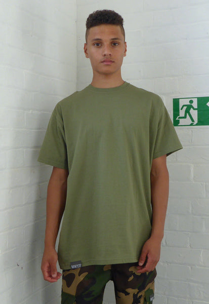 Compton T-shirt Olive