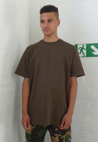 Compton T-shirt Brown