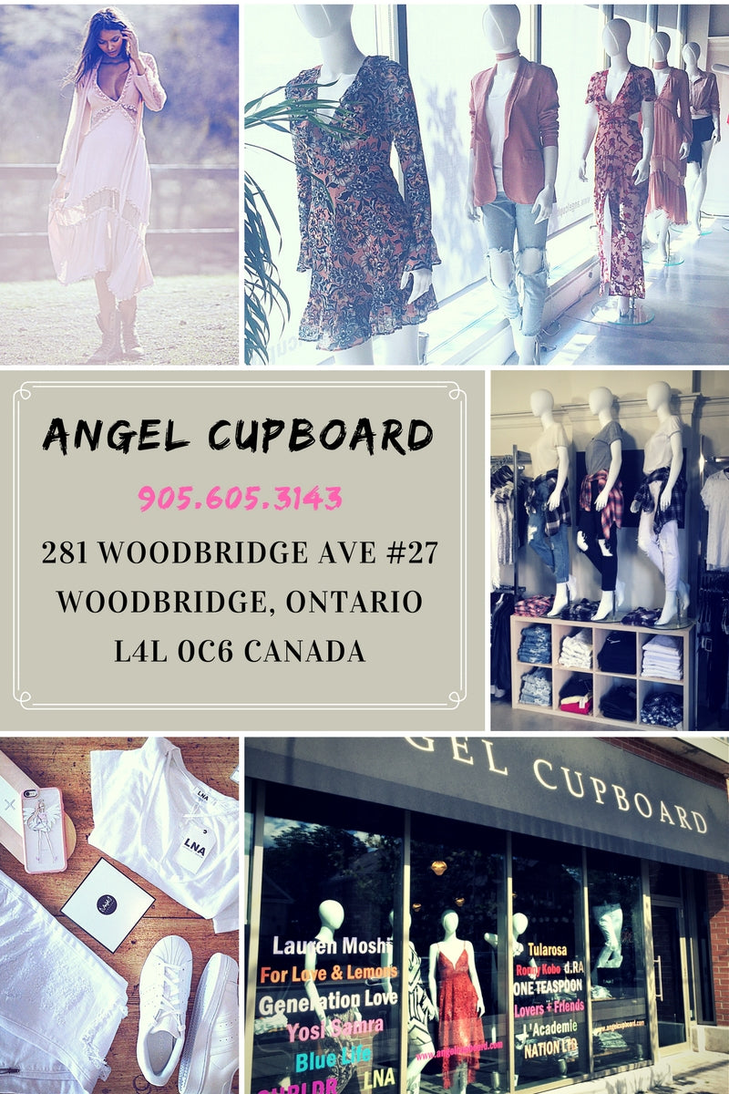 ANGEL CUPBOARD STORE