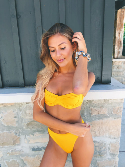 Sunshine Swim Top