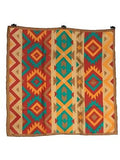 Southwest #5 Orange/Red/Turquoise Wyoming Traders Buckaroo Wild Rags full