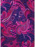 Paisley Pomegranate Western Cowboy Rags Full