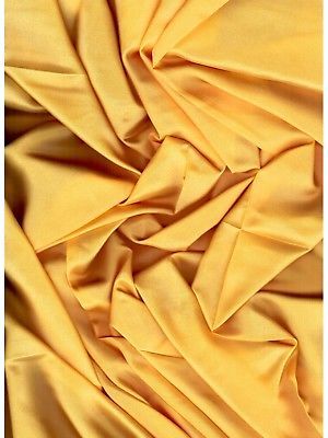 Solid Yellow Western Cowboy Wild Rags ruffled