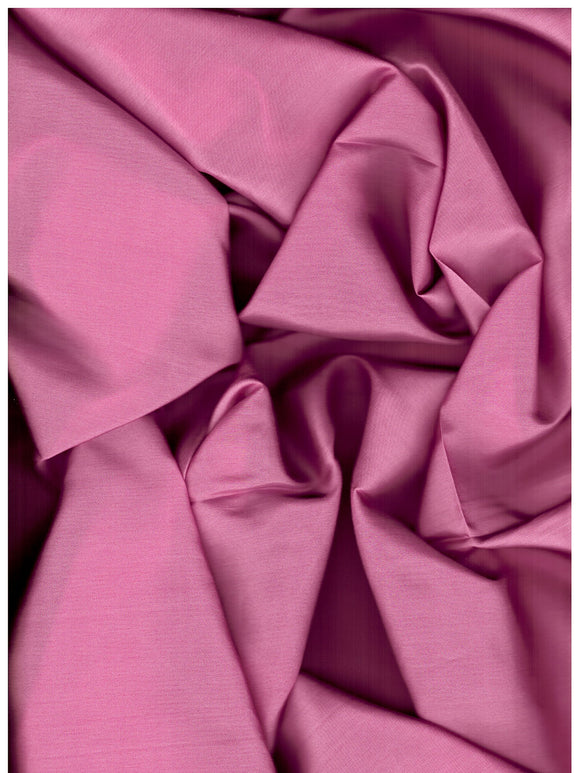 Solid Pink Wyoming Traders Silk Wild Rags ruffled
