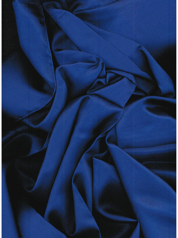 XL 42 in. Royal Blue Western Cowboy Rag ruffled