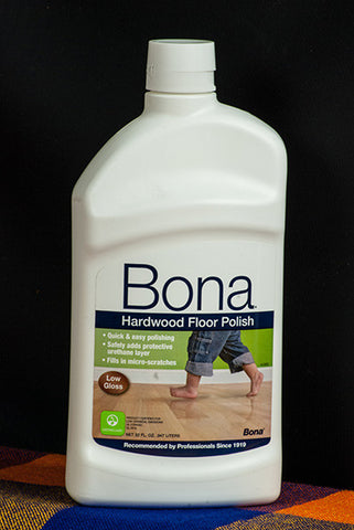bona hardwood floor polish 32oz