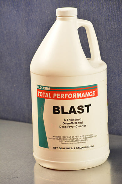 Blast Oven Cleaner Gal.