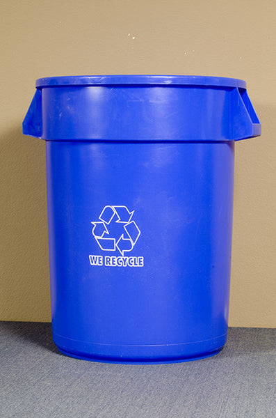 32gal. Recycle Waste Receptacle
