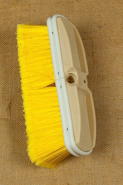 "9"" Plastic Truckwash Brush"