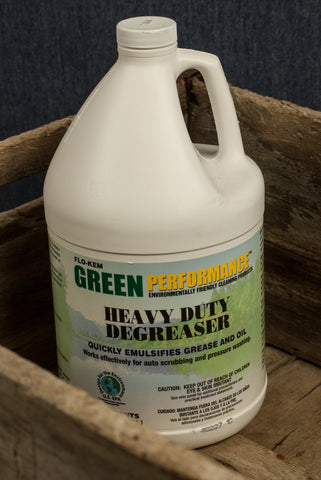 """Green"" H.D. Degreaser, Gal."