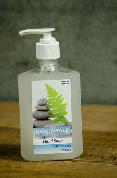 8oz. Lotion Hand Soap (Pump Bottle)