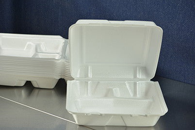 3 Comp. LG Foam Container, 200/cs.