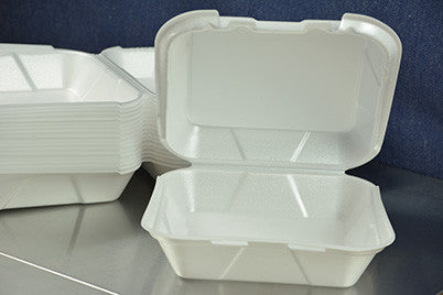 1 Part MD Foam Container, 200/cs