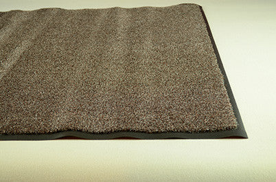 3' x 4' Catalina Pebble Brown Mat