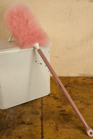"29""-42"" Telescopic Wool Duster"