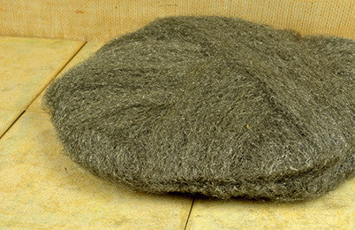 "17"" Steel Wool Pad, #0"