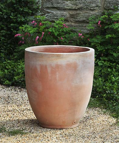 Campania International Rovigo Round Planter