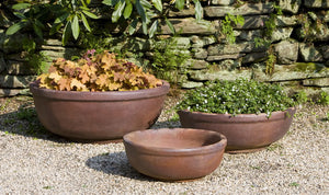 Campania International Hoi An Planter - Set of 3