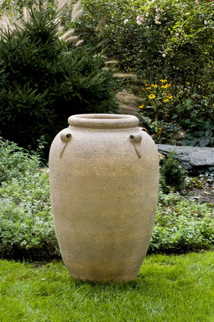 Campania International Four Handle Jar