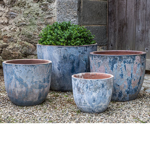 Campania International Cassia Planter - Set of 4