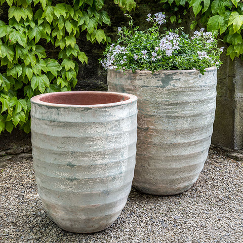 Campania International Sistina Planter - Set of 2