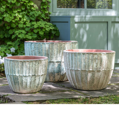 Campania International Velia Planter - Set of 3