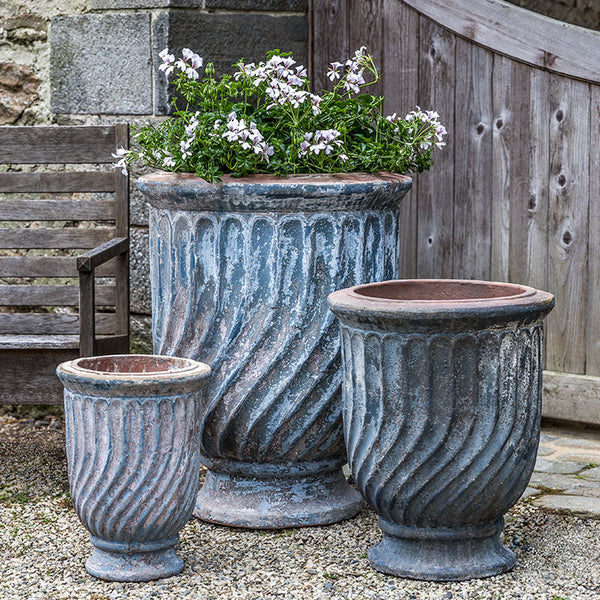 Campania International Pincio Planter - Set of 3