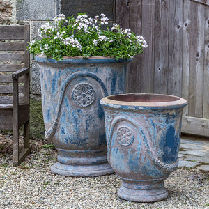 Campania International Ninfeo Planter - Set of 3