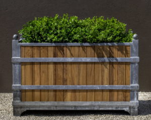 Campania International Manoir Oak Rectangle Planter