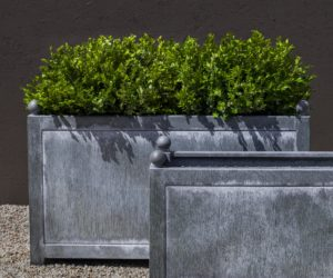 Campania International Box Hill Rectangle Planter