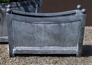Campania International Loire Rectangle Planter