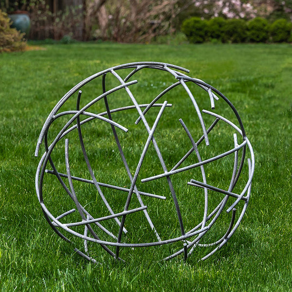 Campania International Zinc Nest Statuary