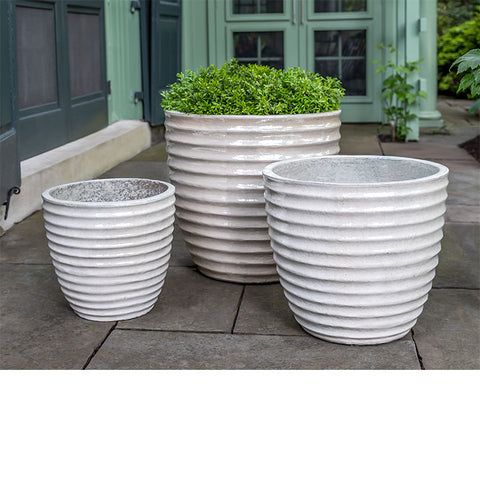 Campania International Linea Planter - Set of 3
