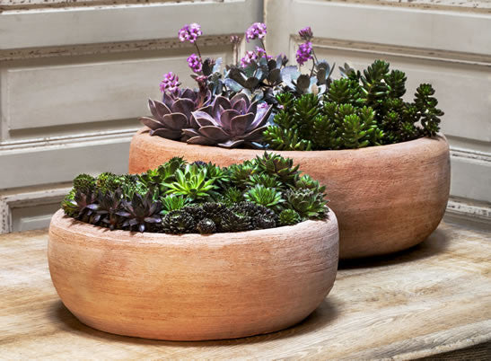 Campania International Annalise Planter - Set of 2
