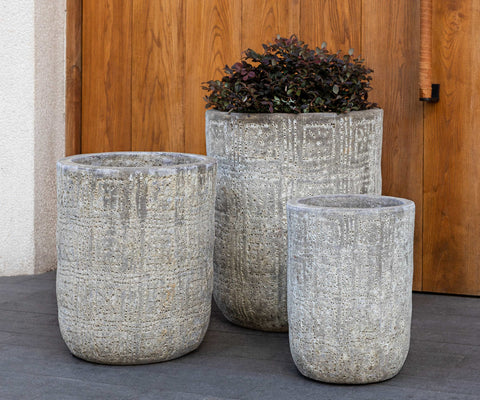 Campania International Eero Planter - Set of 3