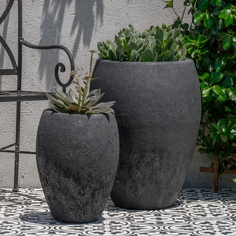 Campania International Jardim Planter - Set of 2