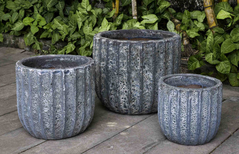Campania International Maris Planter - Set of 3