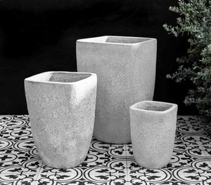 Campania International Teo Planter - Set of 3