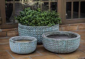 Campania International Escada Planter - Set of 3
