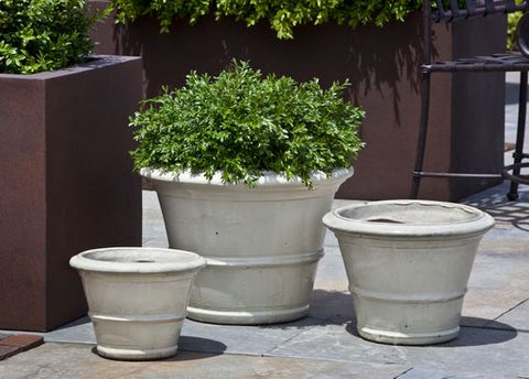 Campania International Vicolo Planter - Set of 3