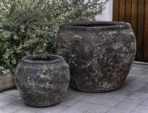 Campania International Chios Planter - Set of 2