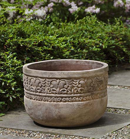 Campania International Quebrada Planter - Set of 3