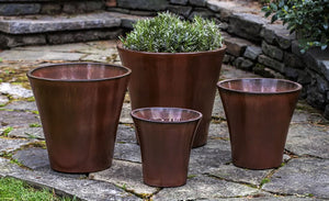 Campania International Marisa Planter - Set of 4