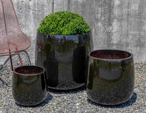 Campania International Potrero Planter - Set of 3